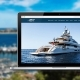 Yachts Invest Web design Wordpress